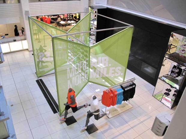Nike AirMax: Niketown, NYC
