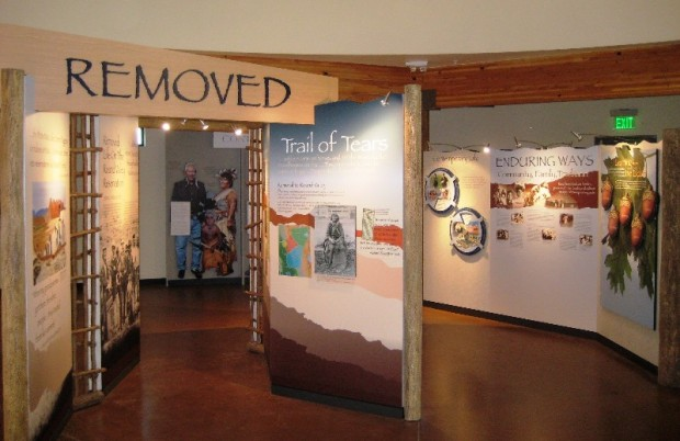 CITY OF ROSEVILLE, CA: Maidu Indian Museum